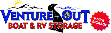 Venture Out Boat & RV Storage Logo